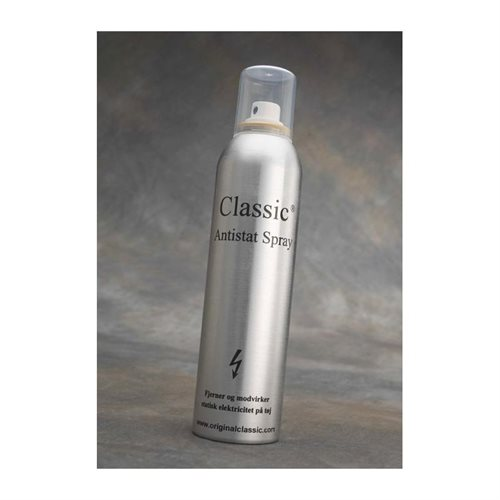 Classic Antistatisk spray - fra Classic Clothing Care